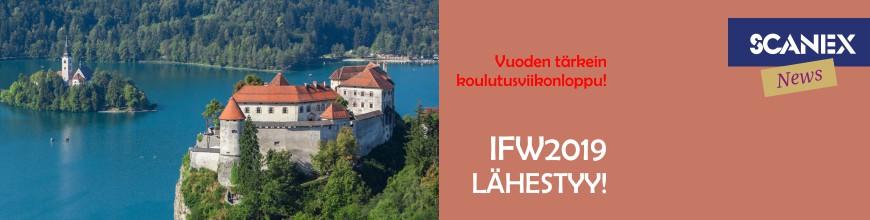 Kansainvälinen Fotona Weekend 23. – 25.5. 2019